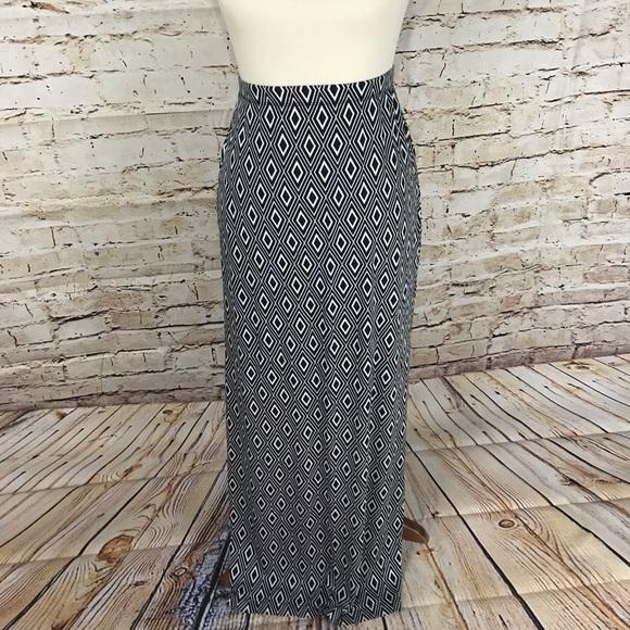 5001f0a2 MICHAEL Michael Kors Skirts | Double Slit Maxi Skirt | Poshmark